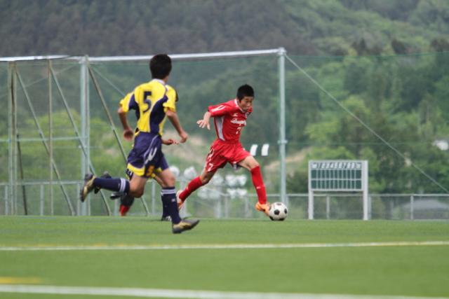 U-15 クラブユース選手権 ブロック予選 仙台中田戦 May 9, 2015_c0365198_15385660.jpg