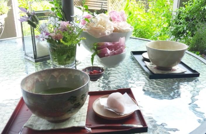 花さかり~薔薇の花のお茶会~_d0085018_9534836.jpg
