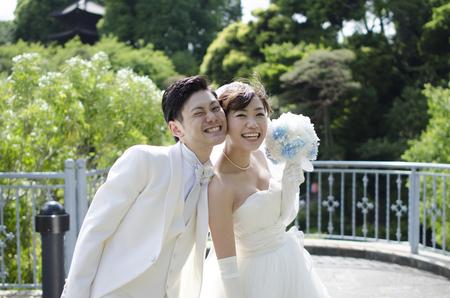 新郎新婦様からのメール プリザーブドブーケ、椿山荘様へ ドレスの次に大事なのはブーケ_a0042928_20331429.jpg