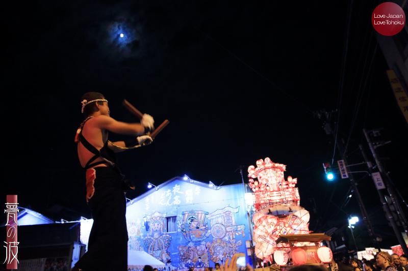 南砺市福野「夜高祭 2015」04 宴_b0157849_20304048.jpg