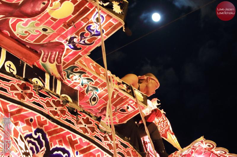 南砺市福野「夜高祭 2015」04 宴_b0157849_20342606.jpg