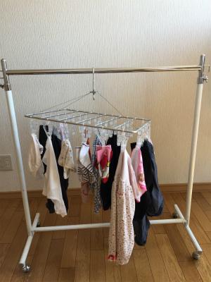 これ好きなの〜♪洗濯干し♪_a0239890_18491.jpg