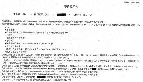 リニア中央新幹線 JR・名古屋市・公社の協定書 一部不開示_d0011701_09191459.jpg