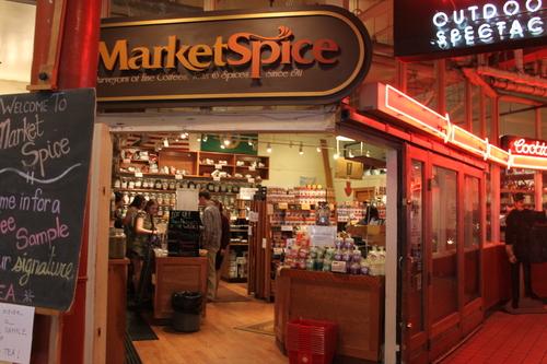 ほぼ初めてのシアトル?!その2ーPike Place Market散策_e0123104_22375187.jpg