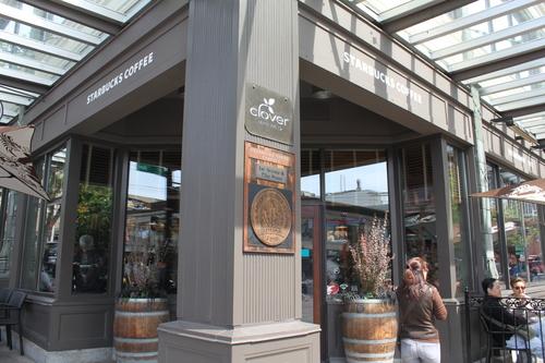 ほぼ初めてのシアトル?!その2ーPike Place Market散策_e0123104_22554042.jpg