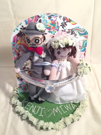結婚式★お出迎え係_d0226205_22554395.jpg