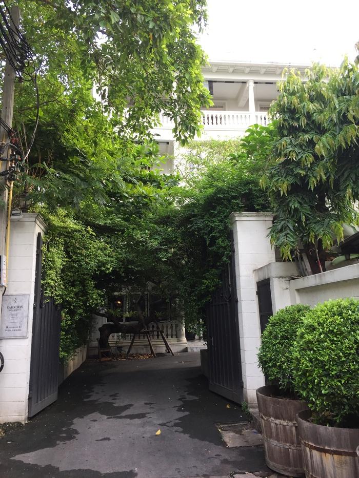2015 GW バンコク (12) 今回の宿泊は Cabochon Hotel_f0062122_11384146.jpg