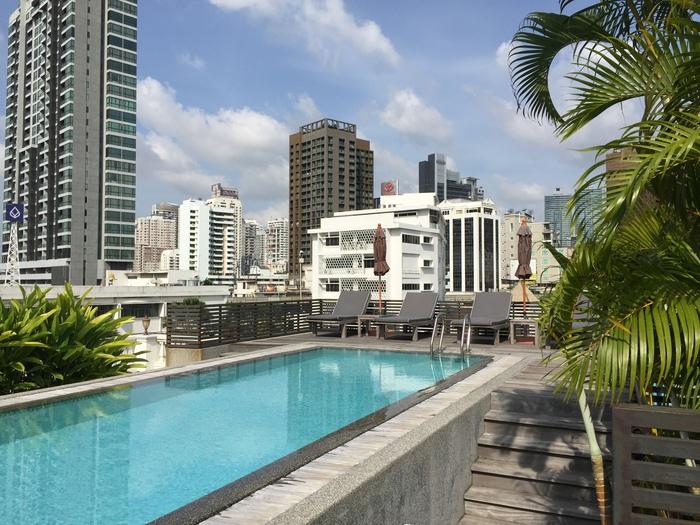 2015 GW バンコク (12) 今回の宿泊は Cabochon Hotel_f0062122_12105682.jpg