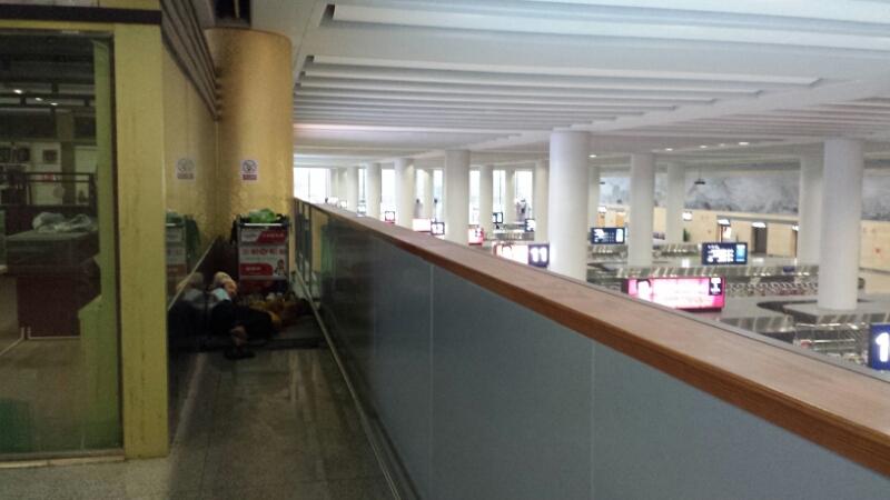 昆明空港です_e0155231_12541920.jpg