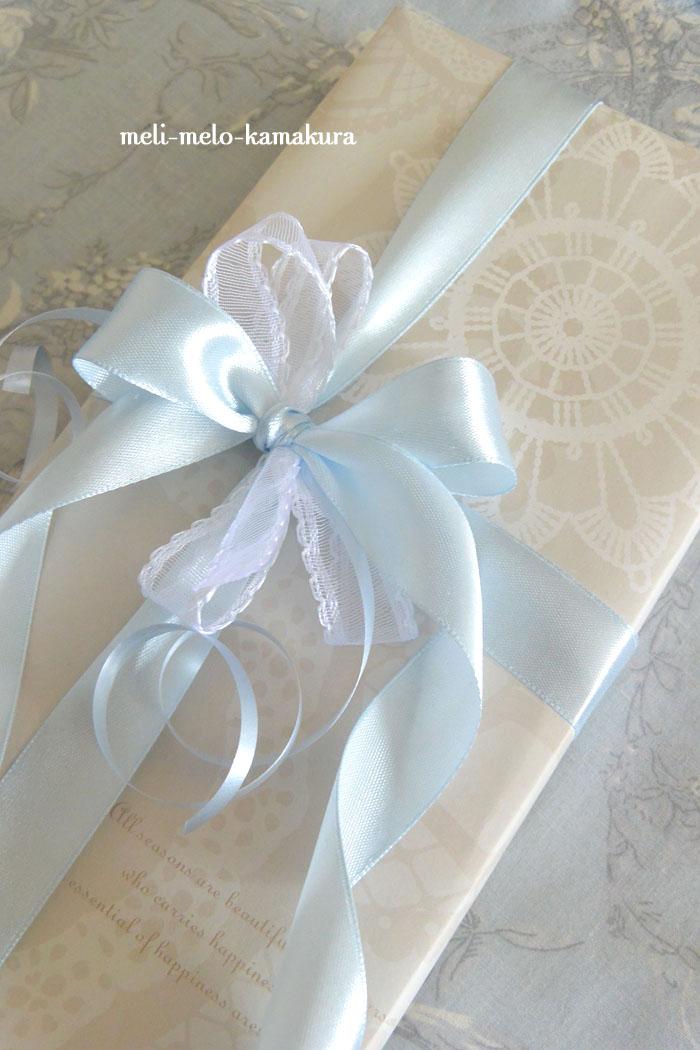 ◆Wrapping*Wedding Sweets♡_f0251032_1114073.jpg