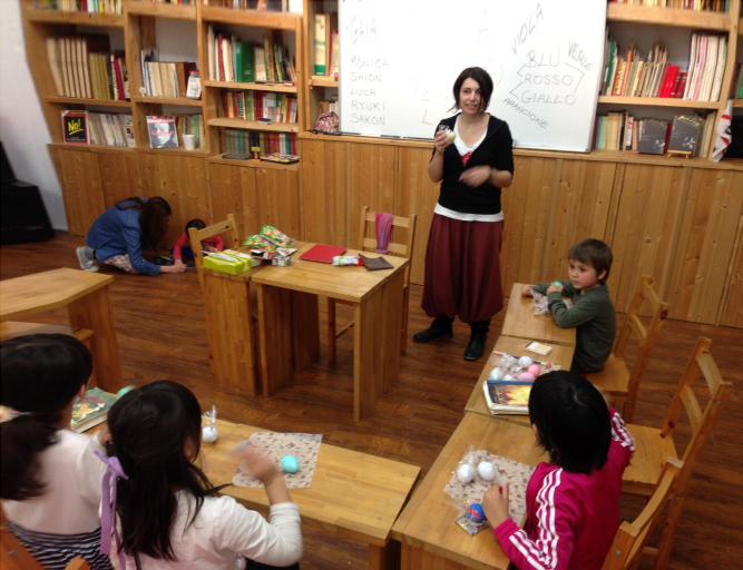 NEW!!! 「クッチョリ」 子供のための イタリア語教室 (新講座開講)_a0281139_15192925.jpg