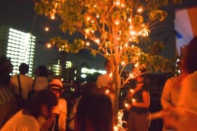 6.3満月バー 屋上アーリーサマーパーティー OPEN !!!_a0221457_16513605.jpg