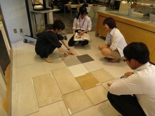 名古屋モザイクへGO!_f0324766_10540289.jpg
