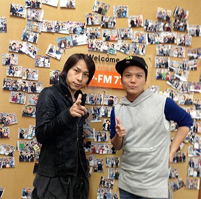 ZIP-FM そして 漢供!_e0146373_3494492.jpg