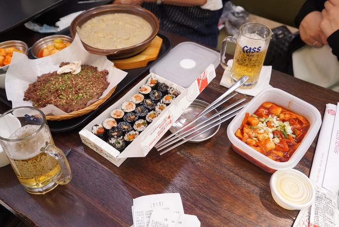 ゴールデンウィークに ソウルで食べたもの _a0223786_1319527.jpg
