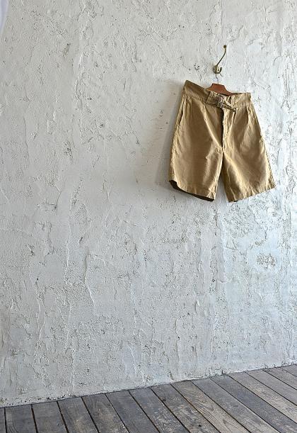 Italian army chino shorts (gurkha shorts)_f0226051_15502448.jpg