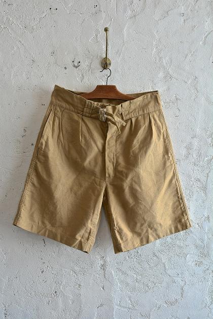 Italian army chino shorts (gurkha shorts)_f0226051_15503836.jpg