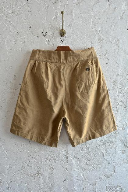 Italian army chino shorts (gurkha shorts)_f0226051_15505331.jpg