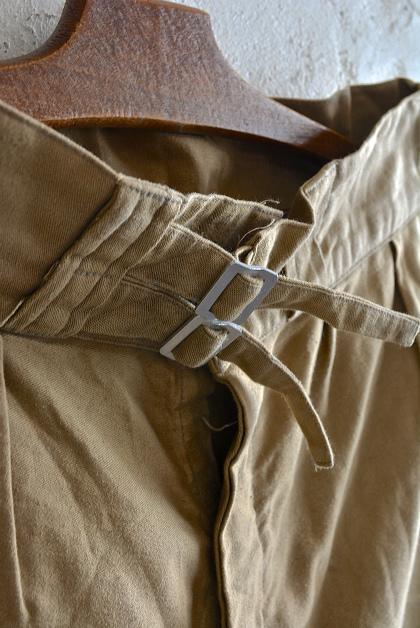 Italian army chino shorts (gurkha shorts)_f0226051_15532255.jpg