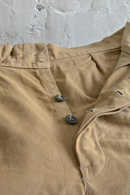 Italian army chino shorts (gurkha shorts)_f0226051_15562856.jpg