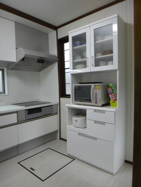M様邸キッチンリフォーム工事_c0184295_1155650.jpg