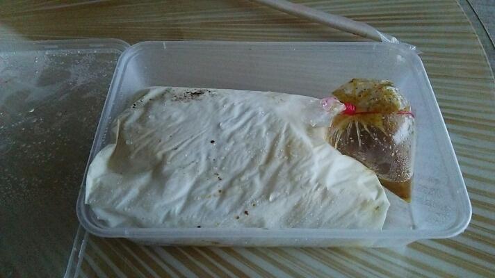 Salt Baked Chicken @ Lam\'s (Marina Square)_c0212604_20561538.jpg