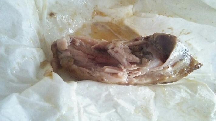 Salt Baked Chicken @ Lam\'s (Marina Square)_c0212604_2059239.jpg