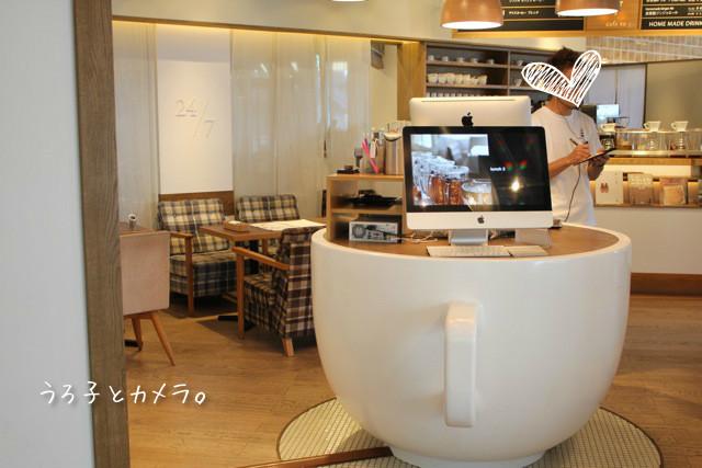 *桜木町*「24/7 restaurant」_f0348831_07514995.jpg