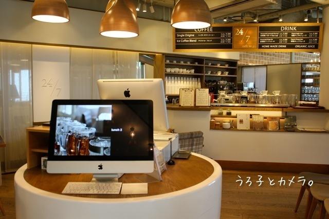 *桜木町*「24/7 restaurant」_f0348831_07515707.jpg