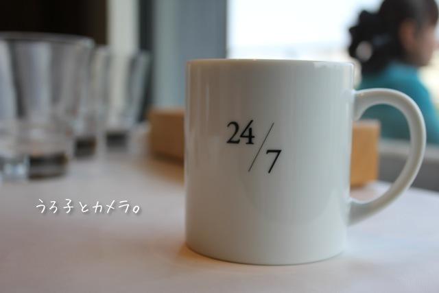 *桜木町*「24/7 restaurant」_f0348831_07523990.jpg