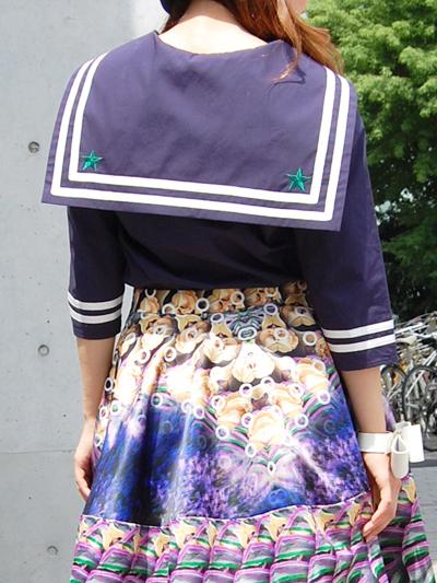 fleamadonnaセーラーtops♥by natsumi_f0053343_16492132.jpg