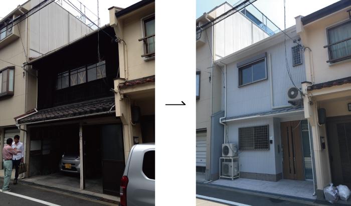 大阪福島区住宅リノベーション完了!_f0300358_102587.jpg