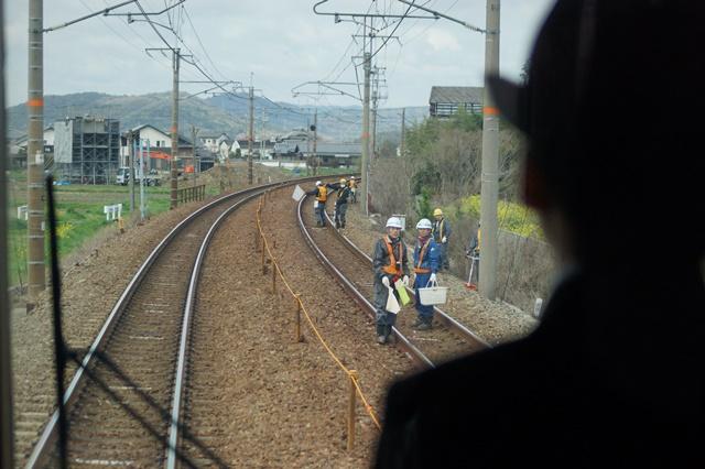 大阪都構想の賛否を掛けて住民投票中・・・貨物列車から学ぶ指導者の素質_d0181492_1557523.jpg