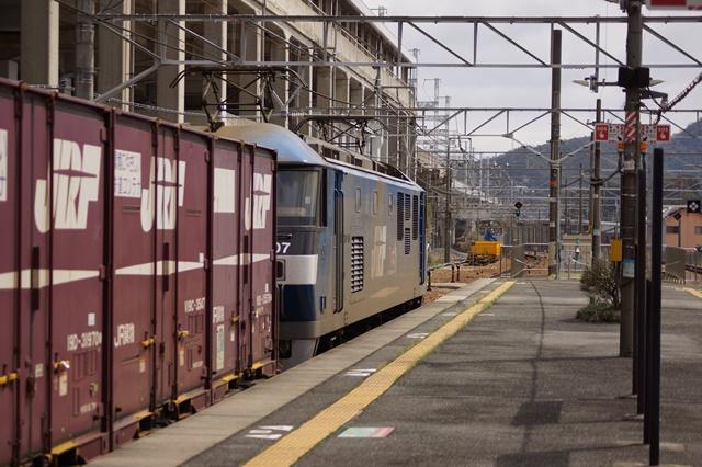 大阪都構想の賛否を掛けて住民投票中・・・貨物列車から学ぶ指導者の素質_d0181492_15582874.jpg