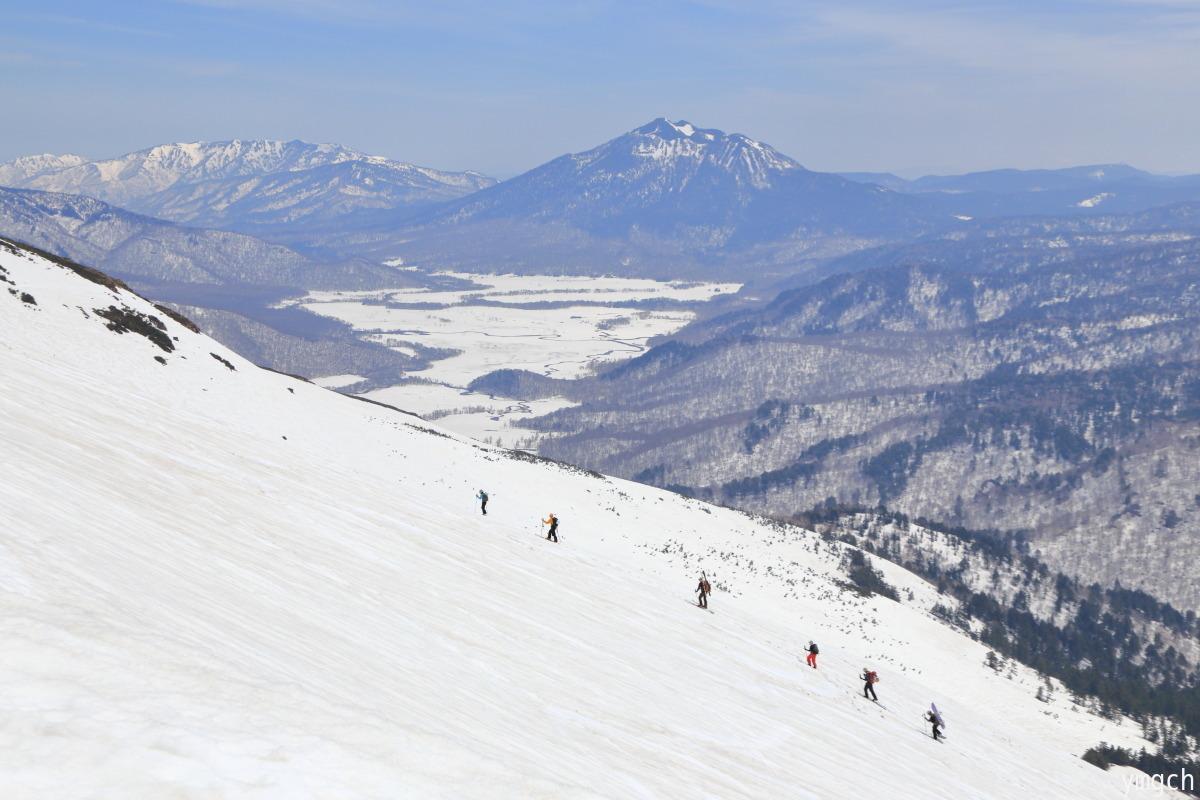 GW限定!積雪期の尾瀬(2)_f0157812_02330604.jpg