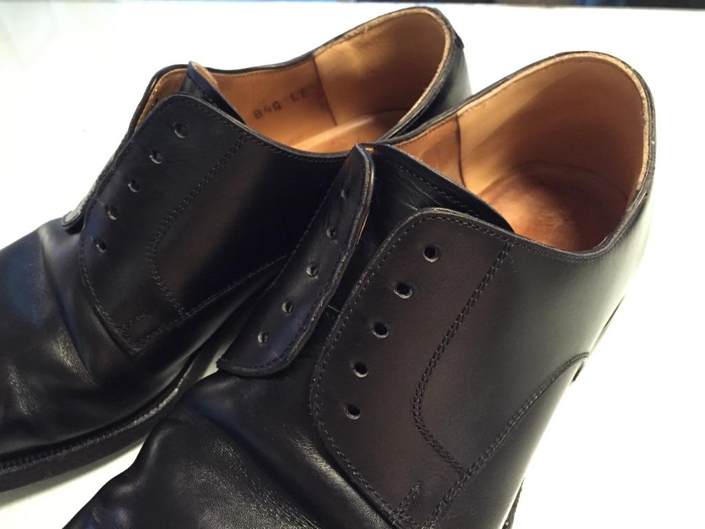 革靴 かかと内側破れ修理_b0178425_19154740.jpg