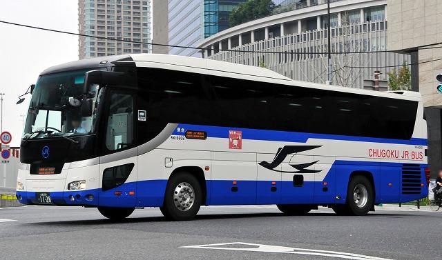 中国JRバス~ガーラHD  641-8908_a0164734_1042117.jpg