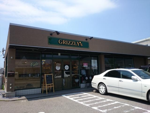 GRIZZLY\'s CAFE&BAR(グリズリーズ カフェ&バー)(野々市市粟田)_b0322744_22480074.jpg
