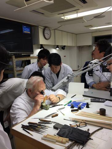 フィリップ デュフォー、東京で特別講義を実施_f0039351_14383343.jpg