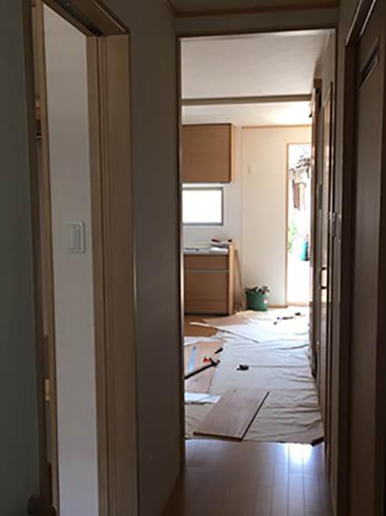 大阪福島区住宅リノベーション完了!_f0300358_18112789.jpg