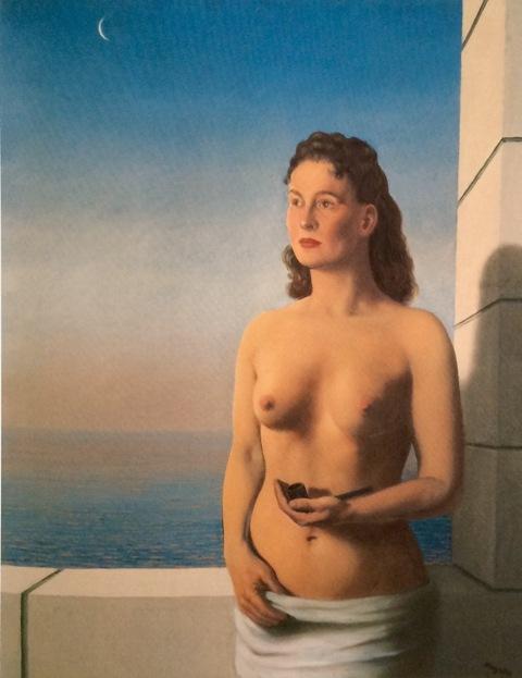 20世紀の巨匠マグリット展で観たポエム♪_a0138976_14541872.jpg