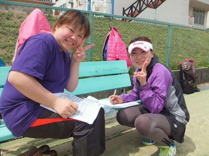 ◆テニス春合宿 ~普段の行いは天気に現れる?の巻~_f0238779_673945.jpg