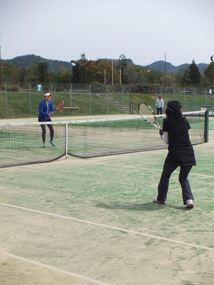 ◆テニス春合宿 ~普段の行いは天気に現れる?の巻~_f0238779_67858.jpg