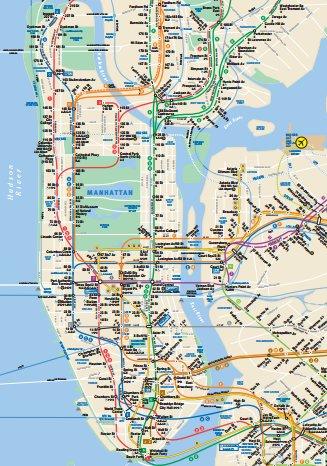 NYのSoHoにある触れて(歩いて)楽しめる街角アート_b0007805_1221960.jpg