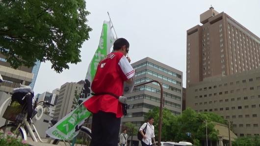 さとうしゅういち NHK広島前などで「家や球場でカープのプレイボールを観られる日本」「安倍総理、イランに喧嘩を売っていいのですか?・・海外派兵より仲介外交・被災者支援を。」_e0094315_16051551.jpg