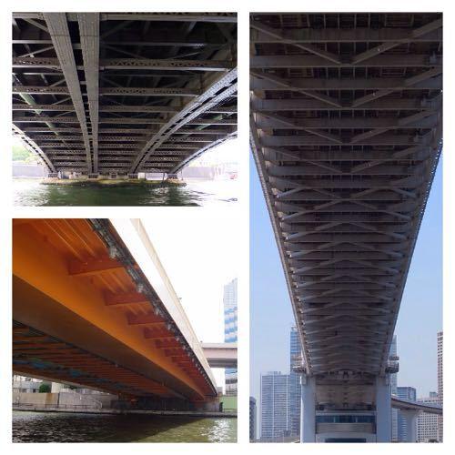 隅田川と東京湾の橋を巡るクルージング旅_c0060143_16152263.jpg