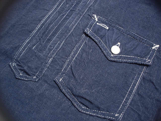 "NEW : POST O'ALLS [Zipper 5] ""summer cords"" & [Town & Country] !!_a0132147_20125522.jpg"