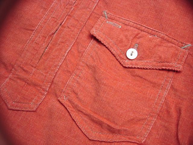 "NEW : POST O'ALLS [Zipper 5] ""summer cords"" & [Town & Country] !!_a0132147_20135281.jpg"