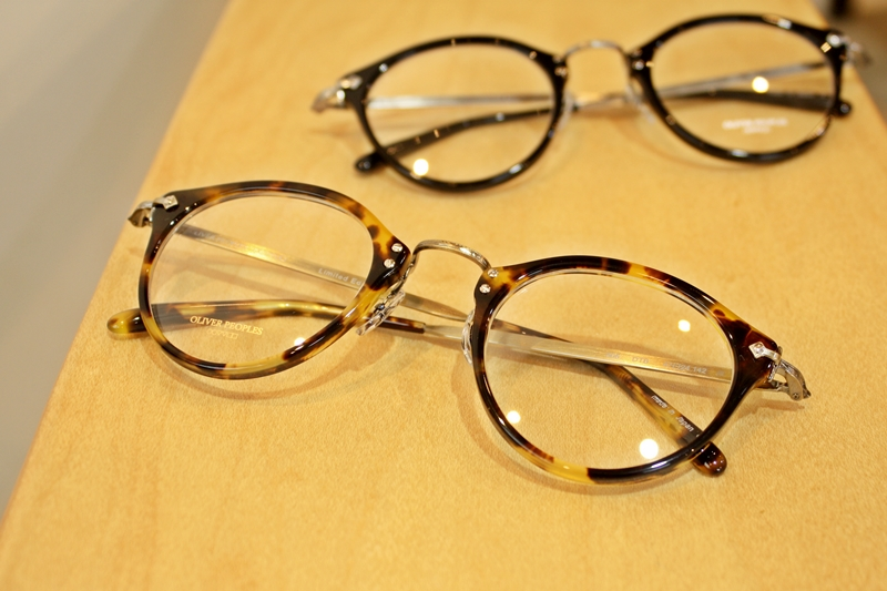 「OLIVER PEOPLES OP-505 Limited Edition 雅」_f0208675_19103318.jpg