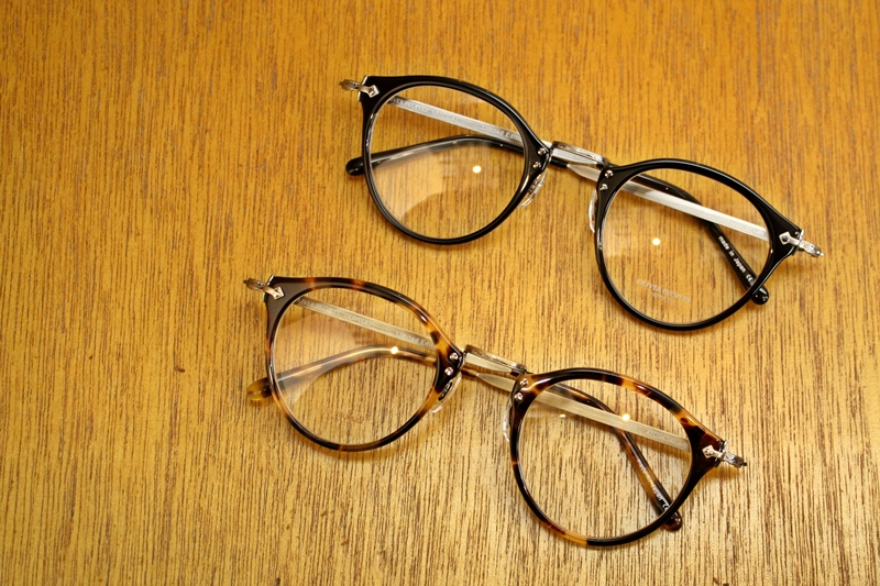 「OLIVER PEOPLES OP-505 Limited Edition 雅」_f0208675_1922661.jpg